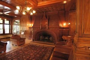 Montezuma inside grand room